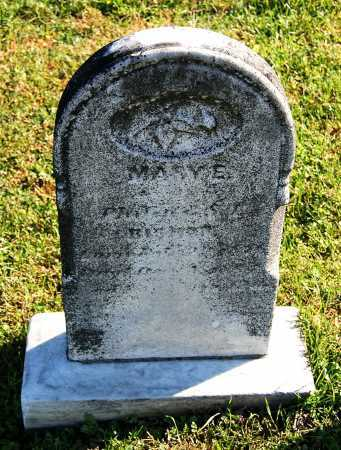 BISHOP, MARY E. - Juniata County, Pennsylvania | MARY E. BISHOP - Pennsylvania Gravestone Photos