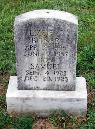 BITNER, SAMUEL - Juniata County, Pennsylvania | SAMUEL BITNER - Pennsylvania Gravestone Photos