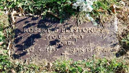 BLYSTONE, ROBERT B. - Juniata County, Pennsylvania | ROBERT B. BLYSTONE - Pennsylvania Gravestone Photos