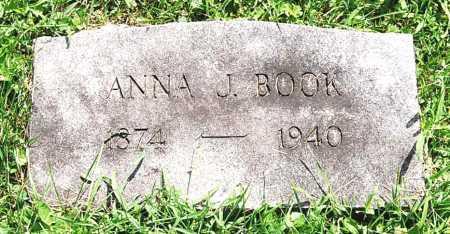 BOOK, ANNA J. - Juniata County, Pennsylvania | ANNA J. BOOK - Pennsylvania Gravestone Photos
