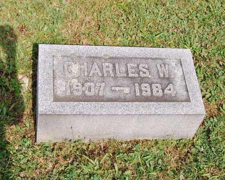 BOOK, CHARLES W. - Juniata County, Pennsylvania | CHARLES W. BOOK - Pennsylvania Gravestone Photos
