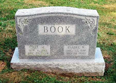 BASHORE BOOK, ISABEL - Juniata County, Pennsylvania | ISABEL BASHORE BOOK - Pennsylvania Gravestone Photos