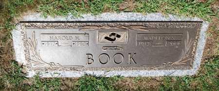 BOOK, MADELON ELIZABETH - Juniata County, Pennsylvania | MADELON ELIZABETH BOOK - Pennsylvania Gravestone Photos