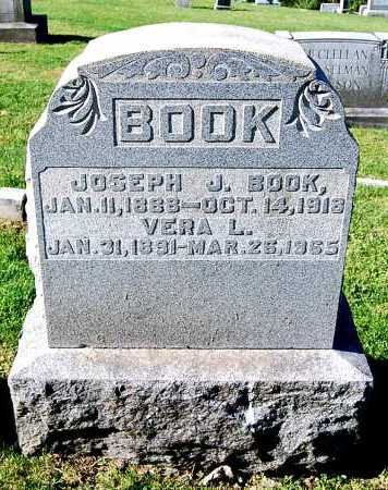 BOOK, JOSEPH JACOB - Juniata County, Pennsylvania | JOSEPH JACOB BOOK - Pennsylvania Gravestone Photos