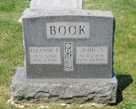 BOOK, JOHN S. - Juniata County, Pennsylvania | JOHN S. BOOK - Pennsylvania Gravestone Photos