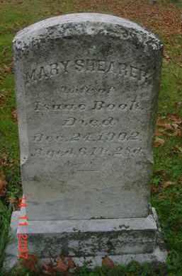 BOOK, MARY - Juniata County, Pennsylvania | MARY BOOK - Pennsylvania Gravestone Photos