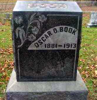 BOOK, OSCAR ORRIS - Juniata County, Pennsylvania | OSCAR ORRIS BOOK - Pennsylvania Gravestone Photos