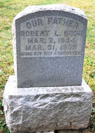BOOK, ROBERT L. - Juniata County, Pennsylvania | ROBERT L. BOOK - Pennsylvania Gravestone Photos
