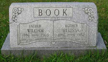 BOOK, WILLIAM HENRY - Juniata County, Pennsylvania | WILLIAM HENRY BOOK - Pennsylvania Gravestone Photos