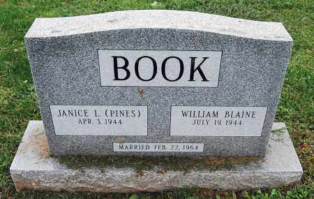 BOOK, WILLIAM BLAINE - Juniata County, Pennsylvania | WILLIAM BLAINE BOOK - Pennsylvania Gravestone Photos