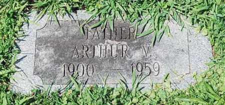 BOOKWALTER, ARTHUR VARNES - Juniata County, Pennsylvania | ARTHUR VARNES BOOKWALTER - Pennsylvania Gravestone Photos