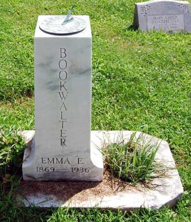 BOOKWALTER, EMMA E. - Juniata County, Pennsylvania | EMMA E. BOOKWALTER - Pennsylvania Gravestone Photos