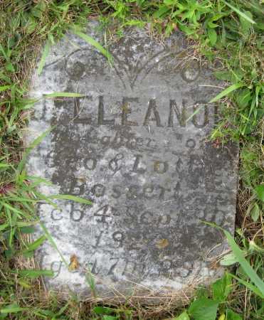 BOSSERT, J. ELEANOR - Juniata County, Pennsylvania | J. ELEANOR BOSSERT - Pennsylvania Gravestone Photos