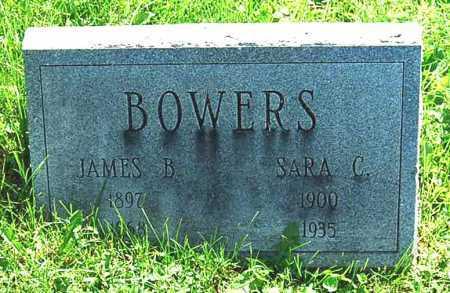 BOWERS, JAMES B. - Juniata County, Pennsylvania | JAMES B. BOWERS - Pennsylvania Gravestone Photos