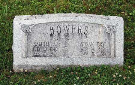 BOWERS, SUSAN - Juniata County, Pennsylvania | SUSAN BOWERS - Pennsylvania Gravestone Photos