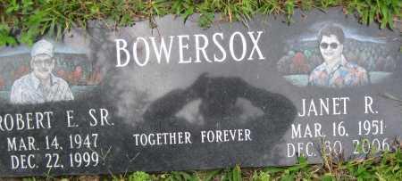 BOWERSOX, JANET R. - Juniata County, Pennsylvania | JANET R. BOWERSOX - Pennsylvania Gravestone Photos