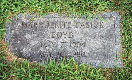 BOYD, MARGUERITE - Juniata County, Pennsylvania | MARGUERITE BOYD - Pennsylvania Gravestone Photos