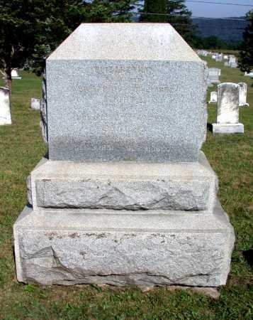 BOYER, ELIZABETH C. - Juniata County, Pennsylvania | ELIZABETH C. BOYER - Pennsylvania Gravestone Photos