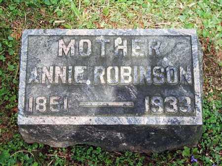 "BOYER, HANNAH ""ANNA"" SANDERSON - Juniata County, Pennsylvania | HANNAH ""ANNA"" SANDERSON BOYER - Pennsylvania Gravestone Photos"