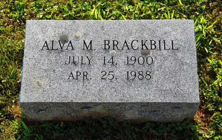 BRACKBILL, ALVA MCMATH - Juniata County, Pennsylvania   ALVA MCMATH BRACKBILL - Pennsylvania Gravestone Photos