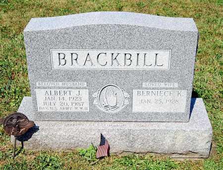 BRACKBILL, BERNIECE MARIE - Juniata County, Pennsylvania | BERNIECE MARIE BRACKBILL - Pennsylvania Gravestone Photos