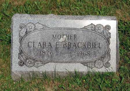 BRACKBILL, CLARA E. - Juniata County, Pennsylvania | CLARA E. BRACKBILL - Pennsylvania Gravestone Photos