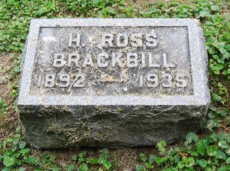 BRACKBILL, HARRY ROSS - Juniata County, Pennsylvania | HARRY ROSS BRACKBILL - Pennsylvania Gravestone Photos