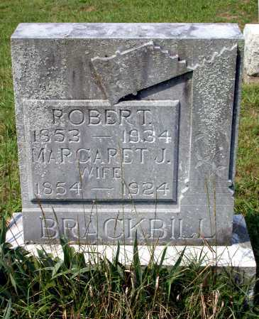 BRACKBILL, ROBERT T. - Juniata County, Pennsylvania | ROBERT T. BRACKBILL - Pennsylvania Gravestone Photos