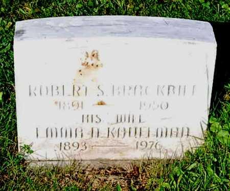 BRACKBILL, ROBERT S. - Juniata County, Pennsylvania | ROBERT S. BRACKBILL - Pennsylvania Gravestone Photos