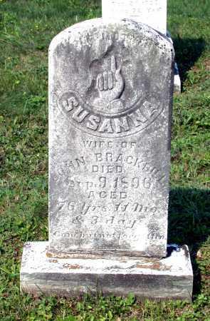 "DUFFIELD BRACKBILL, SUSANNA ""SUSAN"" - Juniata County, Pennsylvania | SUSANNA ""SUSAN"" DUFFIELD BRACKBILL - Pennsylvania Gravestone Photos"