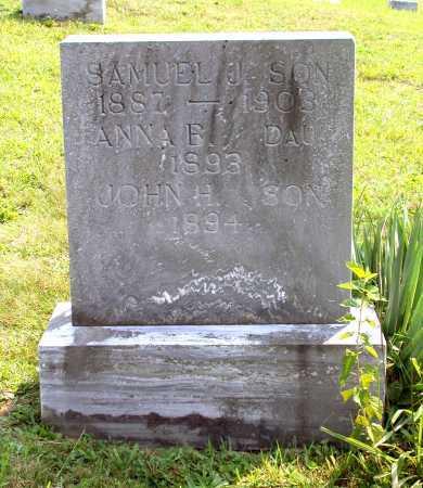 BRACKBILL, ANNA B. - Juniata County, Pennsylvania | ANNA B. BRACKBILL - Pennsylvania Gravestone Photos