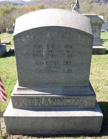 BRANNON, FINLEY - Juniata County, Pennsylvania | FINLEY BRANNON - Pennsylvania Gravestone Photos