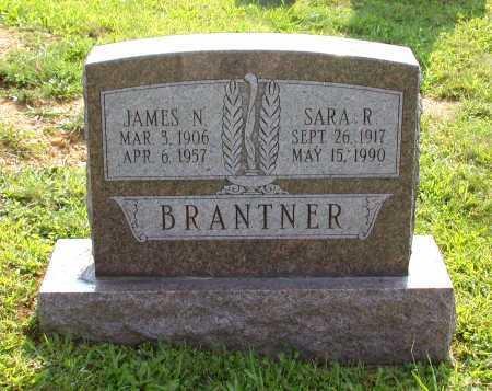 BRANTNER, SARA R. - Juniata County, Pennsylvania | SARA R. BRANTNER - Pennsylvania Gravestone Photos