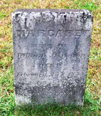 BRATTON, MARGARET - Juniata County, Pennsylvania   MARGARET BRATTON - Pennsylvania Gravestone Photos