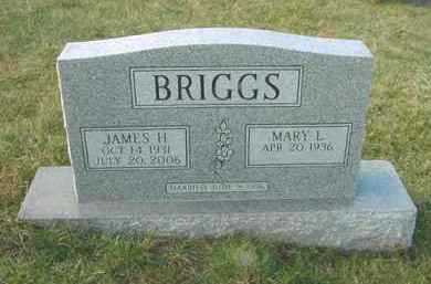 BRIGGS, JAMES H. - Juniata County, Pennsylvania | JAMES H. BRIGGS - Pennsylvania Gravestone Photos