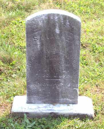 BRILLINGER, SARAH E. - Juniata County, Pennsylvania | SARAH E. BRILLINGER - Pennsylvania Gravestone Photos