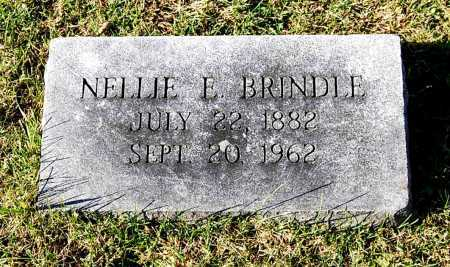 BRINDLE, NELLIE E. - Juniata County, Pennsylvania | NELLIE E. BRINDLE - Pennsylvania Gravestone Photos