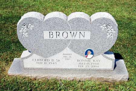 BROWN, CLIFFORD D. - Juniata County, Pennsylvania | CLIFFORD D. BROWN - Pennsylvania Gravestone Photos