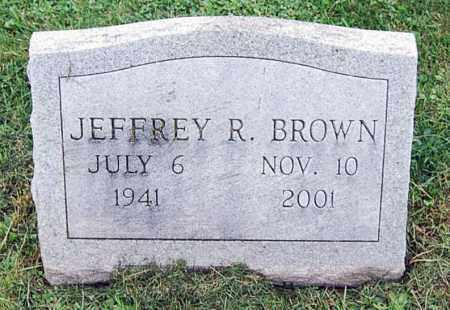 BROWN, JEFFREY R. - Juniata County, Pennsylvania | JEFFREY R. BROWN - Pennsylvania Gravestone Photos