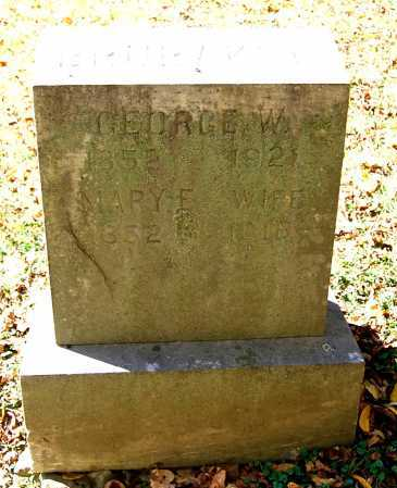 BRUBAKER, MARY - Juniata County, Pennsylvania   MARY BRUBAKER - Pennsylvania Gravestone Photos
