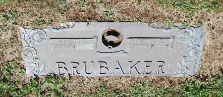 BRUBAKER, SAMUEL L. - Juniata County, Pennsylvania | SAMUEL L. BRUBAKER - Pennsylvania Gravestone Photos