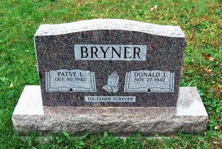 BRYNER, DONALD L. - Juniata County, Pennsylvania | DONALD L. BRYNER - Pennsylvania Gravestone Photos