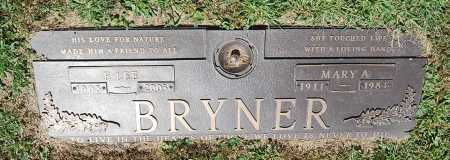 BRYNER, FERMAN LEE - Juniata County, Pennsylvania | FERMAN LEE BRYNER - Pennsylvania Gravestone Photos