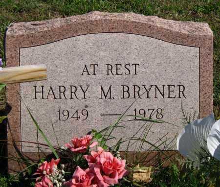 BRYNER, HARRY M. - Juniata County, Pennsylvania | HARRY M. BRYNER - Pennsylvania Gravestone Photos