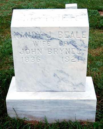 BRYNER, NANCY JANE - Juniata County, Pennsylvania | NANCY JANE BRYNER - Pennsylvania Gravestone Photos