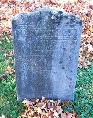 BRYSON, MARY - Juniata County, Pennsylvania | MARY BRYSON - Pennsylvania Gravestone Photos