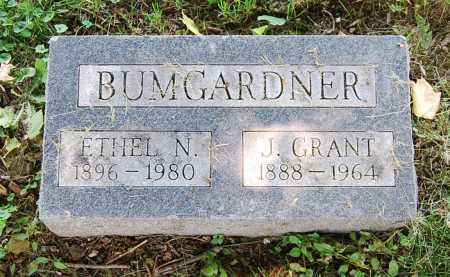 BUMGARDNER, J. GRANT - Juniata County, Pennsylvania | J. GRANT BUMGARDNER - Pennsylvania Gravestone Photos