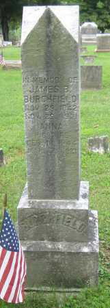 BURCHFIELD, JAMES B. - Juniata County, Pennsylvania | JAMES B. BURCHFIELD - Pennsylvania Gravestone Photos