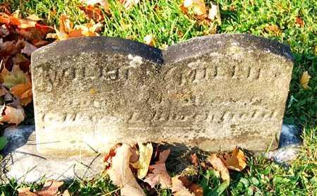 BURCHFIELD, WILLIE - Juniata County, Pennsylvania   WILLIE BURCHFIELD - Pennsylvania Gravestone Photos