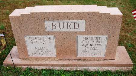 BURD, HERBERT L. - Juniata County, Pennsylvania | HERBERT L. BURD - Pennsylvania Gravestone Photos